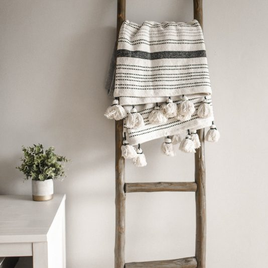 Canva - Brown Wooden Ladder